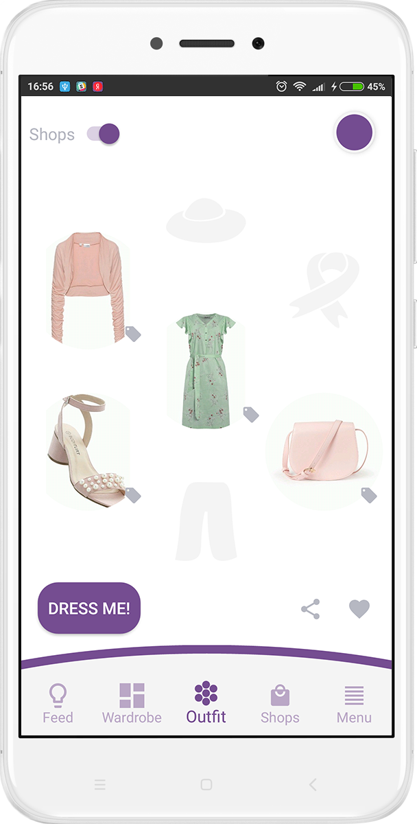 OutfitMind App